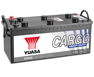 Cargo Heavy Duty Batteries (HD)