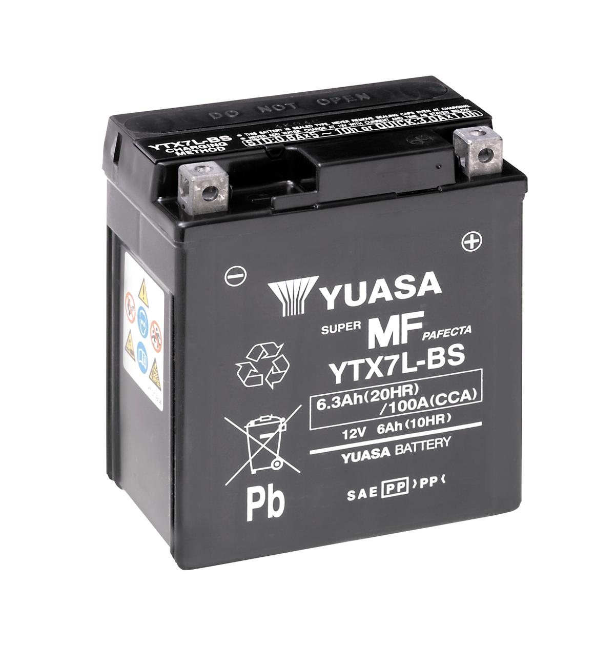 ytx7l bs maintenance free motorcycle power sport batteries. Black Bedroom Furniture Sets. Home Design Ideas