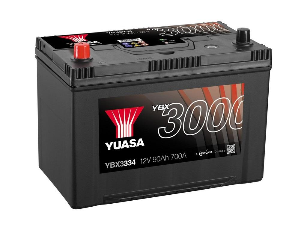 ybx3334 ybx3000 smf batteries automotive batteries. Black Bedroom Furniture Sets. Home Design Ideas