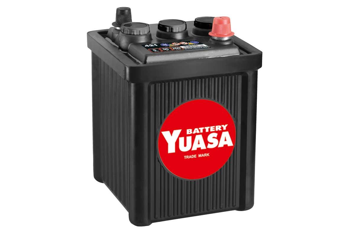 Oldtimer Batterien