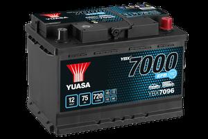 YBX7000 EFB Batterien