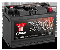 YBX3000 SMF-Batterien