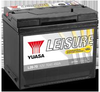 Leisure-Batterien