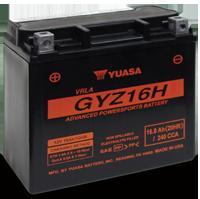 Wartungsfreie Hochleistungsbatterie