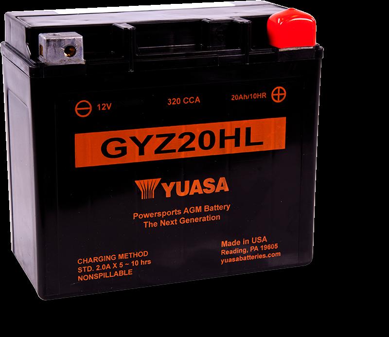 Image for GYZ20HL