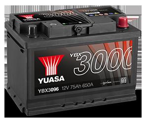 Baterías SMF YBX3000