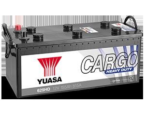Baterías de alto rendimiento de carga (HD)