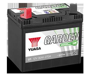 Baterías para maquinaria de jardín