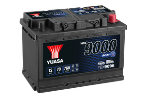Batteries AGM YBX9000