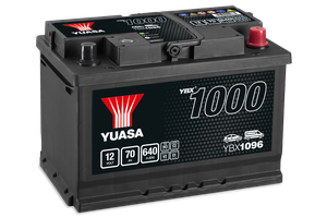 Batteries CaCa YBX1000