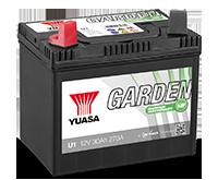 Batteries pour machines de garden
