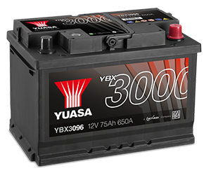 Batteries SMF YBX3000