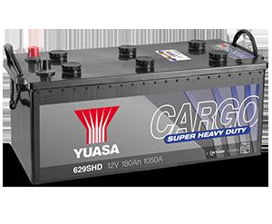 Batteries super résistantes (SHD) pour cargaison
