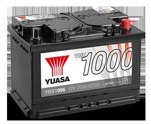 Batteries CaCa YBX1000