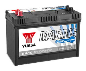 Batteries marines