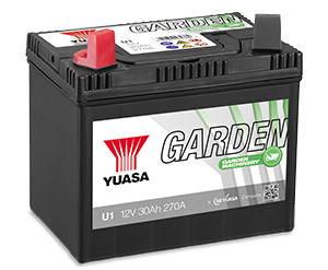 Batteries pour machines de garden