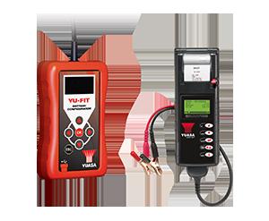 Testeurs et analyseurs de batterie