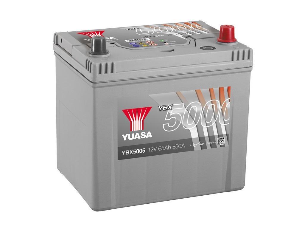 batterie voiture yuasa 5000