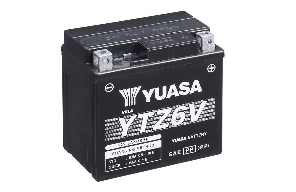 Image for YTZ6V