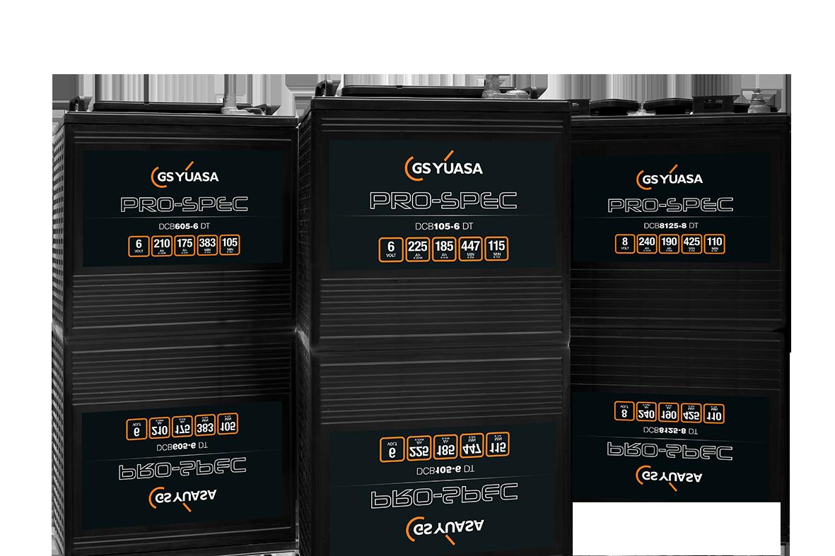 Pro Spec - Batterie per applicazioni speciali