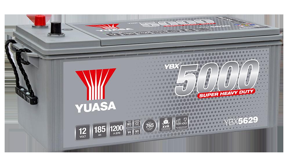 YBX 5000 SHD