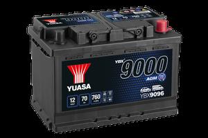 YBX9000 Batterie AGM