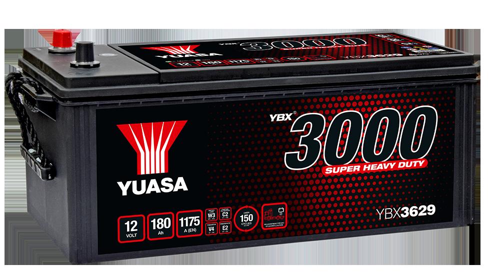 YBX 3000 SHD