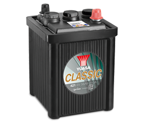 Batterie Classic per veicoli