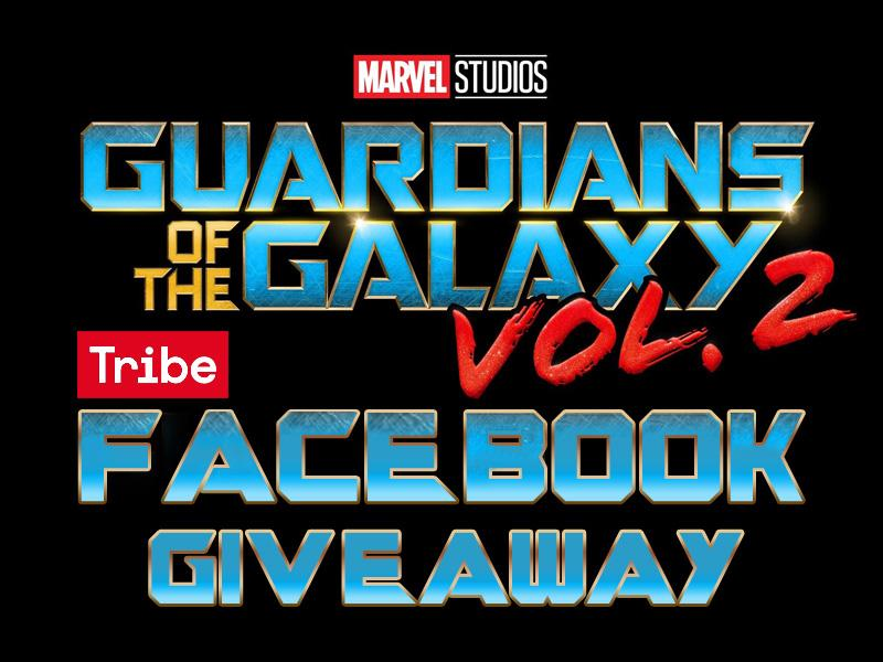 COMPETITION TIME: Guardians Of The Galaxy Vol 2 Tribe Marvel Giveaway