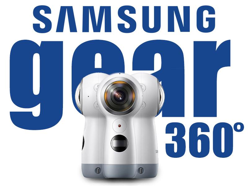 Samsung Gear 360 – 2017 Edition