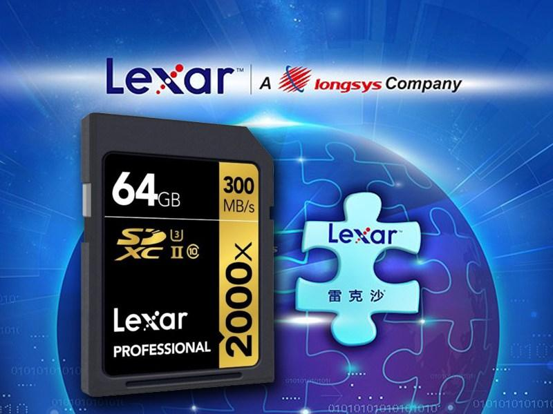 Lexar Resurrects from the dead thanks to Longsys