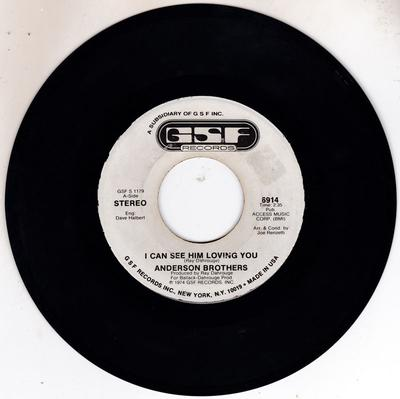 Image for I Can See Him Loving You/ Same: 2.35 Mono Version
