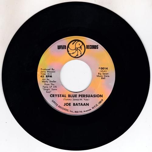 Crystal Blue Persuasion/ Ordinary Guy