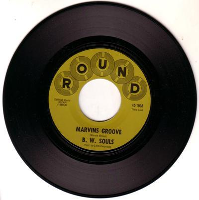 Marvin's Groove/ Generated Love