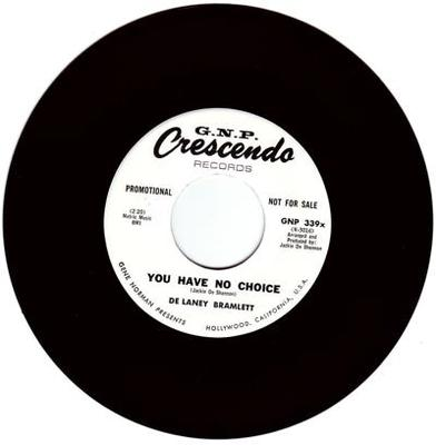 Image for You Have No Choice/ Liverpool Lou