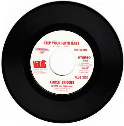 Keep Your Faith Baby/ Bad Sam