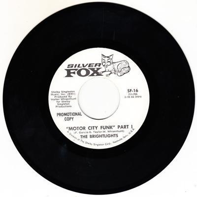 Motor City Funk/ Motor City Funk Part 2