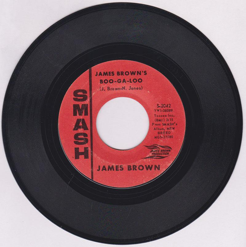 Lost In The Mood Of Changes/ James Brown's Boogaloo