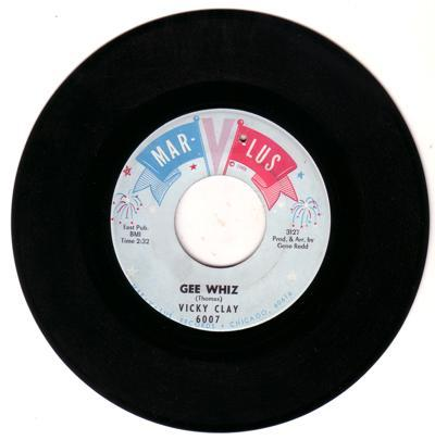 Gee Whiz/ Oh It's All Right