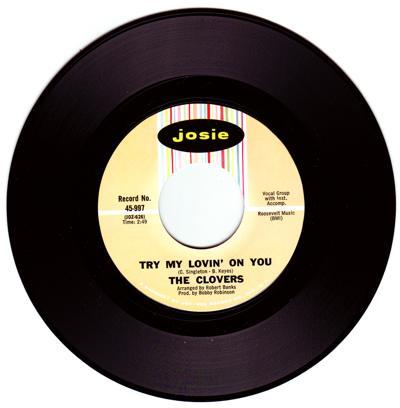 Try My Lovin On You/ Sweet Side Of A Soulful Woman