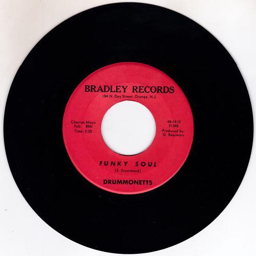 Funky Soul/ Drop Me A Line