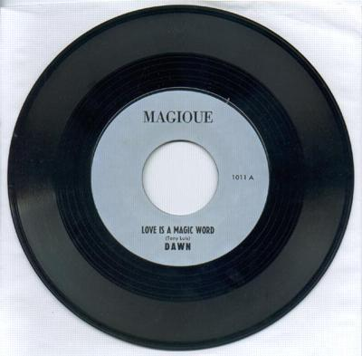 Image for Love Is A Magic Word/ How Can I Get Of This Merry Go