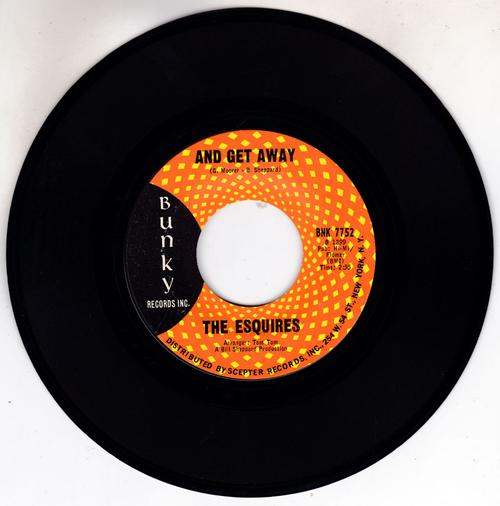 And Get Away/ Everybody's Laughing