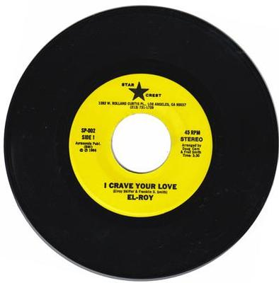 Image for I Crave Your Love/ For Every Action There's A Rea