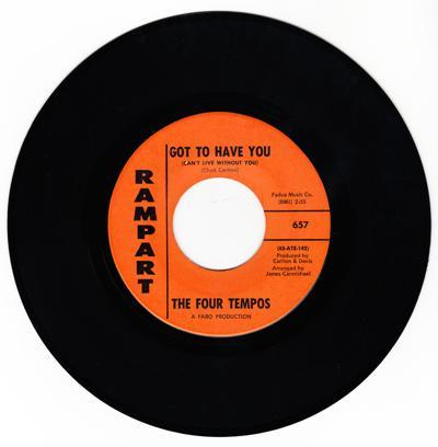 Got To Have You (can't Live Without You)/ Come On Home