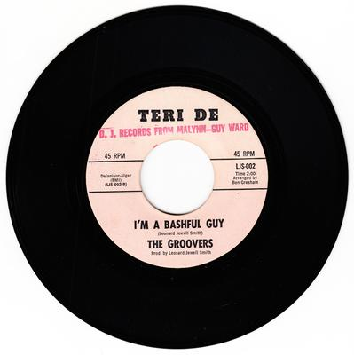 Groovers - I'm A Bashful Guy / Just Go For Me - Teri De LJS 002