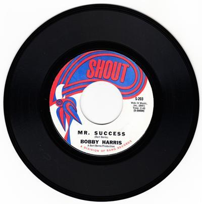 Mr. Success/ Sticky, Sticky