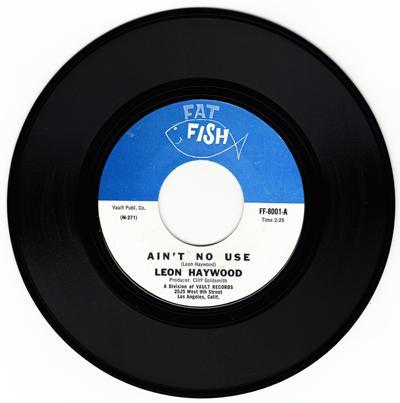 Ain't No Use/ Hey Hey Hey