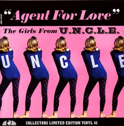 Agent For Love/ The Spy