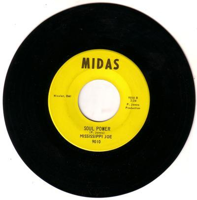 Soul Power/ The Funky Blues